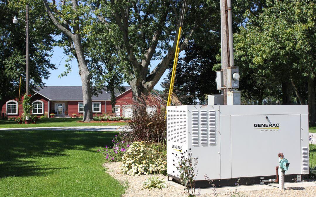 Generator Fuel Propane