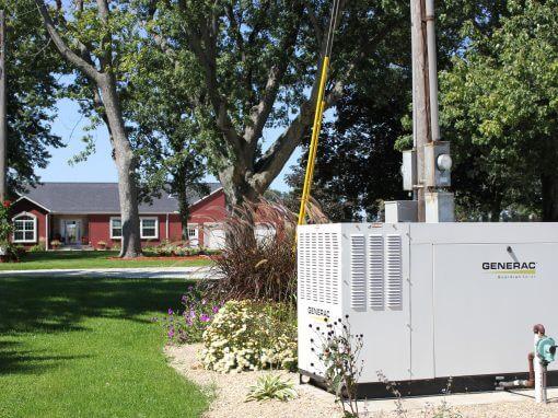 Generator Fuel