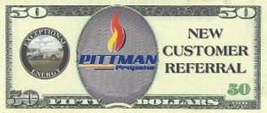 Pittman 50 Dollar Referral Coupon 2